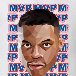 Russell Westbrook MPV Wallpaper OKC Basketball T Shirt
