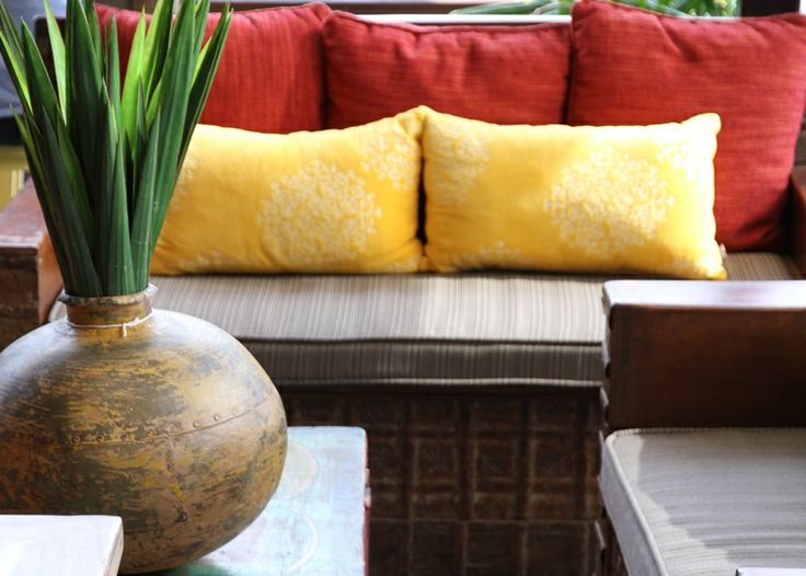 Our gorgeous decor ... thanks Vast Interiors!