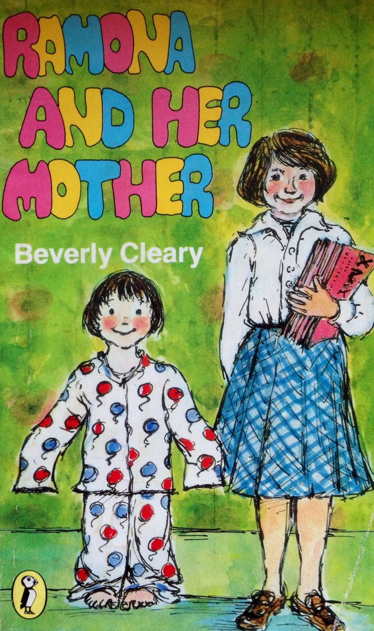 Ramona and hero thee by Beverly cleary vintage penguin