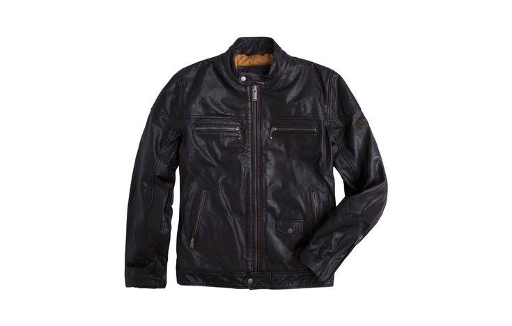 NORTON COMANDO* Leather Motorcycle Jacket