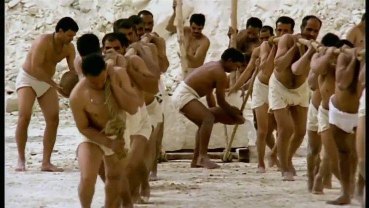 Египет. Как строили египетские пирамиды? Док фильм 2016