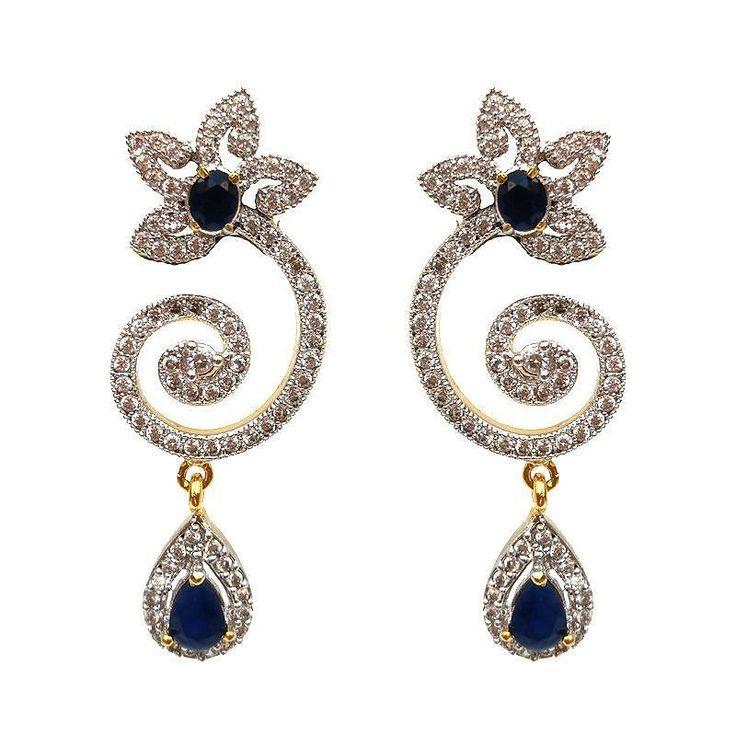 345 best Beautiful Earrings images on Pinterest