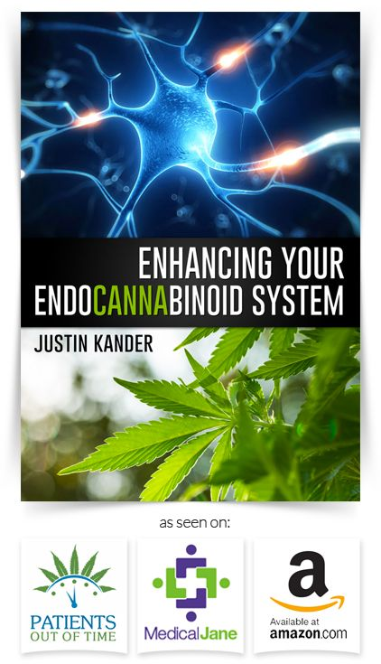 """By implementing simple practices into your life, you can experience the benefits of improved endocannabinoid function within weeks, days, or even hours. Get this 37-page eBook today! Take your medicinal use of cannabis to the next level and read """"Enhancing Your Endocannabinoid System"""""""