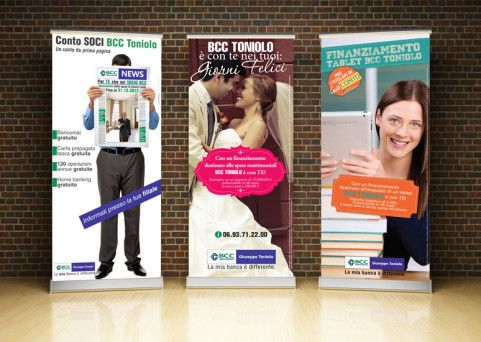Campagne pubblicitarie BCC