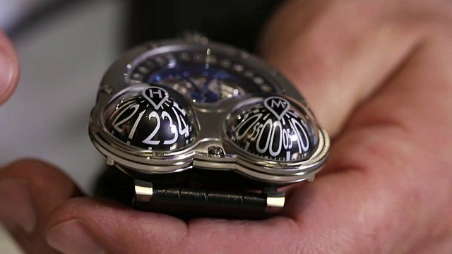 Cool Hunting Video: MB&F. For the first video in our Lincoln Hello Again series, we traveled to Geneva, Switzerland to visit one of the most...