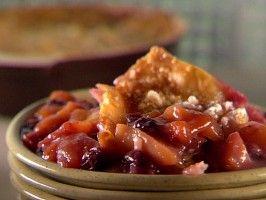 Blueberry Peach Cobbler from CookingChannelTV.com