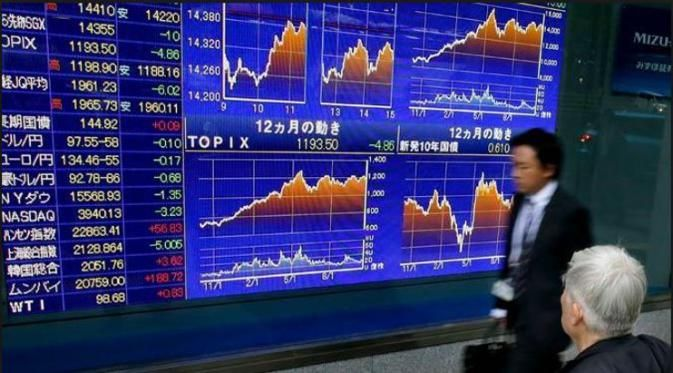 Bursa AS Hapus Gain | PT RIFAN FINANCINDO BERJANGKA