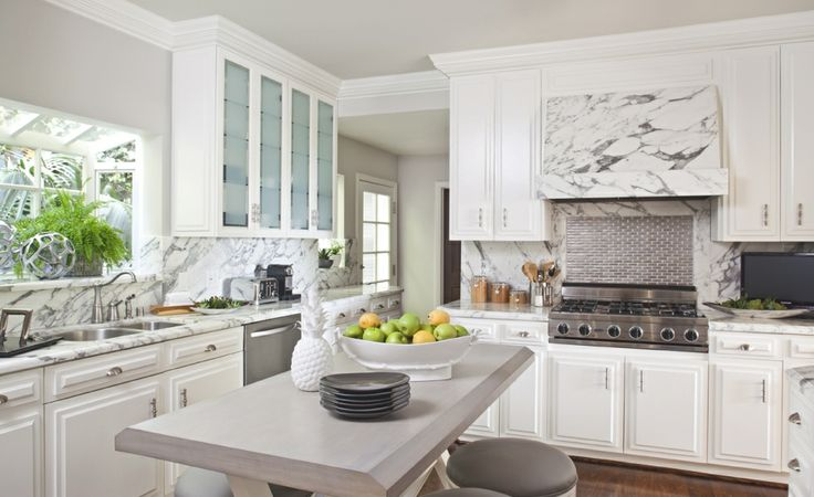 Designs For Kitchens With White Cabinets