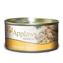 Applaws Canned Cat Food - Chicken Breast 2.47 oz