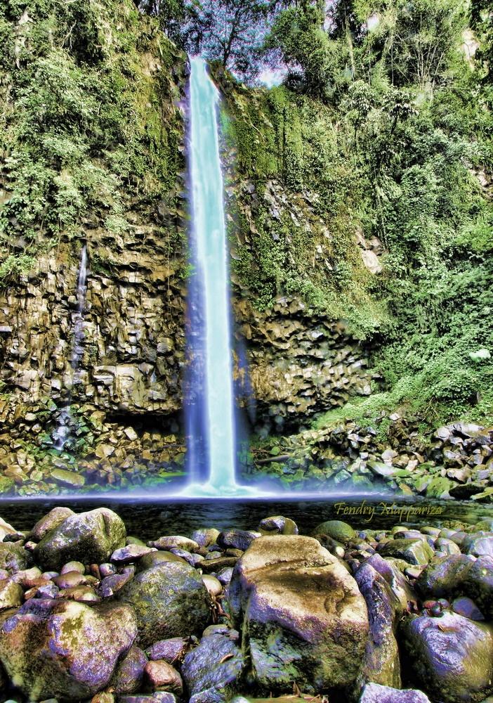 air terjun lembah anai sumatera barat