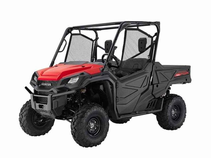 New 2016 Honda Pioneer 1000 ATVs For Sale in Florida. 2016 Honda Pioneer 1000, The outdoors is meant to be explored. The highest hills, the deepest canyons, and the farthest reaches of the forests all lie in wait. And now, we bring you an entirely new vehicle that can get you there.The all-new Pioneer 1000 is the world's preeminent side-by-side, both in the Honda lineup, and the industry. Built around a class-leading 999 cc twin-cylinder engine, it can haul up to 1,000 pounds and can tow a…