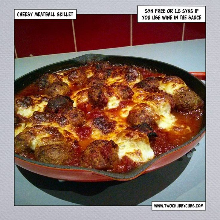 This one pot dish gives you a reason to buy Slimming World meatballs - also, this is a syn-free dinner. You can add wine for a couple more syns though. Remember, at www.twochubbycubs.com we post a new Slimming World recipe nearly every day. Our aim is good food, low in syns and served with enough laughs to make this dieting business worthwhile. Please share our recipes far and wide! We've also got a facebook group at www.facebook.com/twochubbycubs - enjoy!