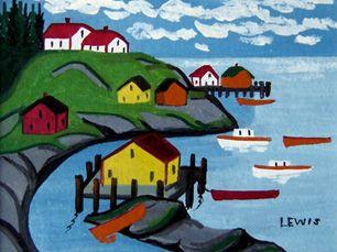 Maud Lewis - Canadian Folk Artist