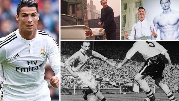 Ballon d'Or: From Stanley Matthews to Cristiano Ronaldo, bbc.com