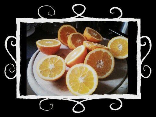 Oranges are the best in Crete!