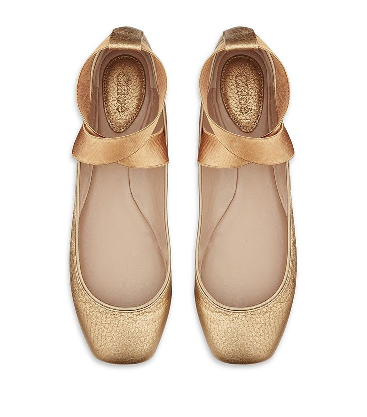 I love these ballet flats... they remind me of my days on pointe and are a cute, feminine addition to an outfit!