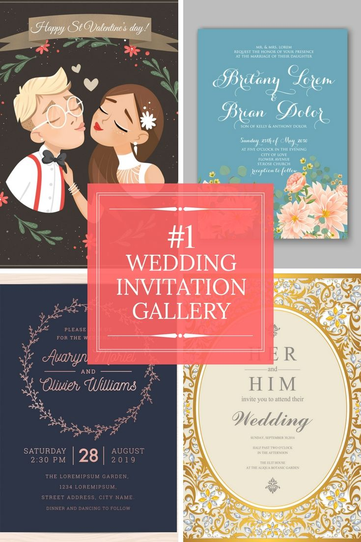 370 best Wedding Invitation images on Pinterest