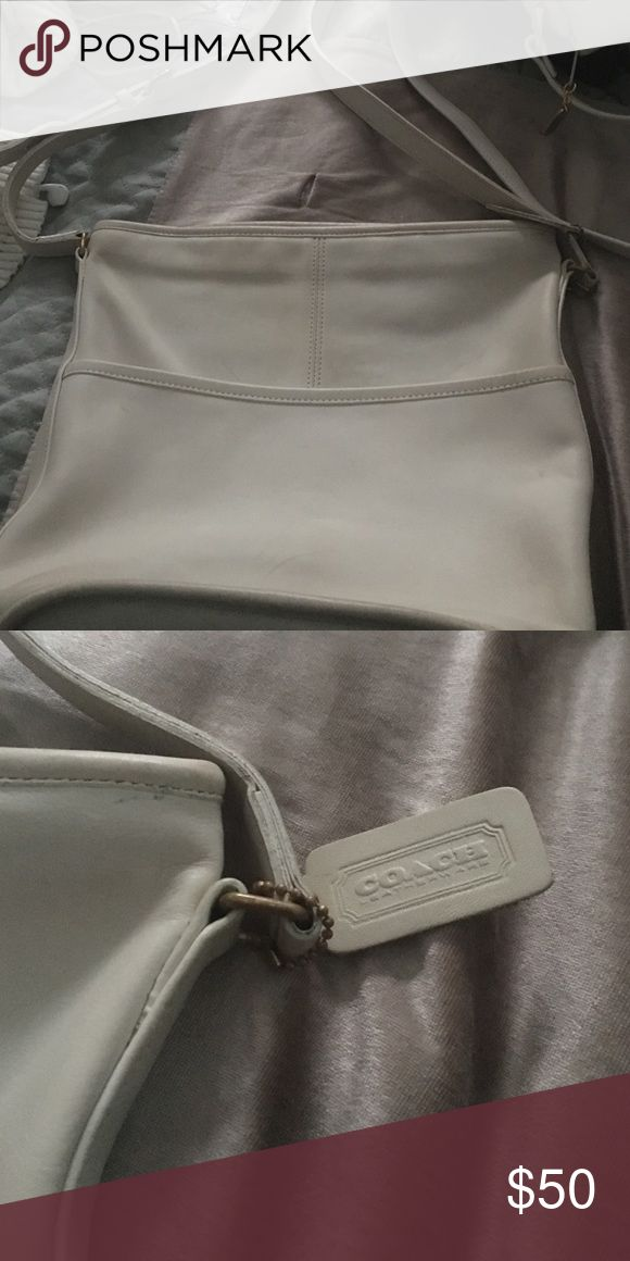 Coach over the shoulder bag Coach over the shoulder bag in good condition Bags Shoulder Bags