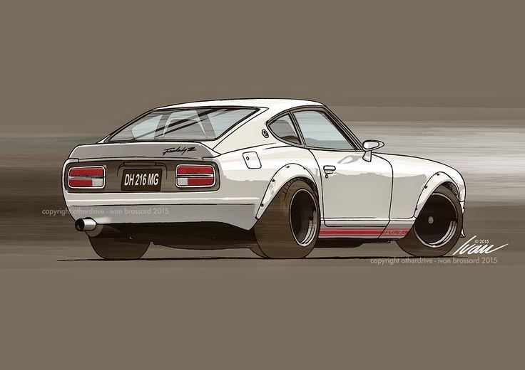 25+ best ideas about Datsun 240z on Pinterest | Jdm ...