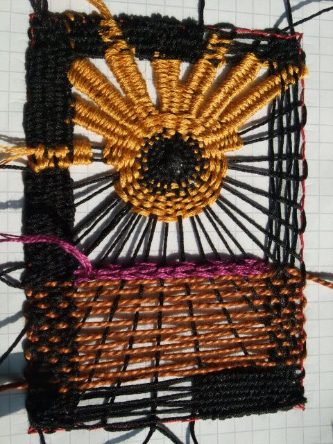 Freestyle Weaving Tutorial Part 6: Going Wild with Weaving