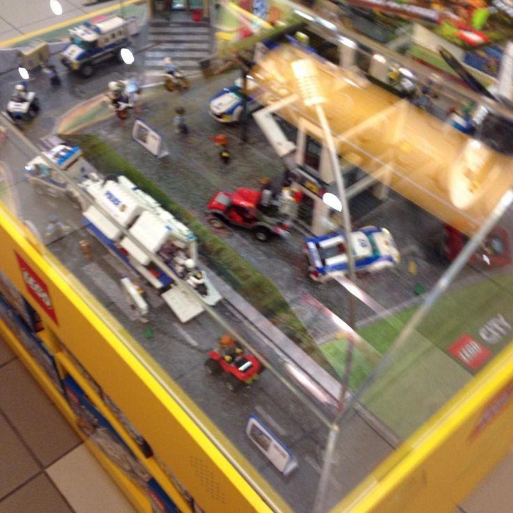 A mini city - Lego mode. #lego