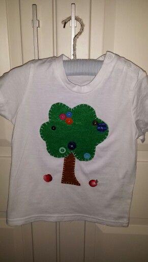Camiseta arbol
