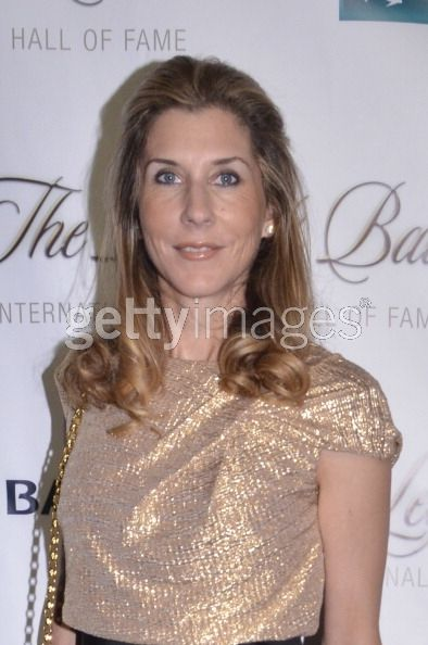Monica Seles attends The 2013...