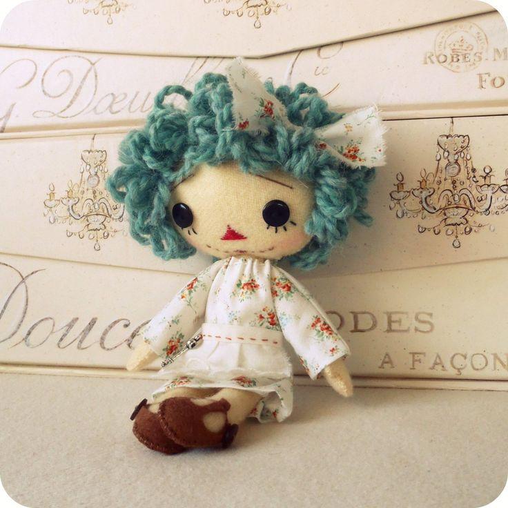 super cute rag doll  ❤