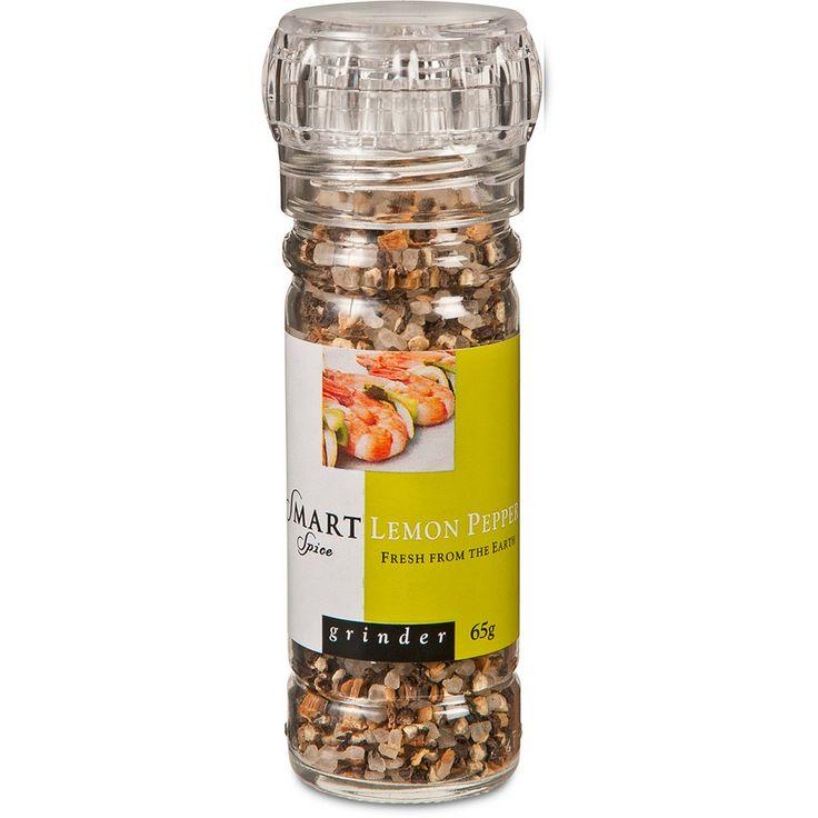Moedor de Temperos - Spice Lemon Pepper - Smart Spice - Submarino.com.br