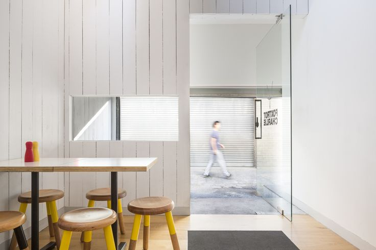 Foxtrot Charlie designed by ZWEI Interiors Architecture