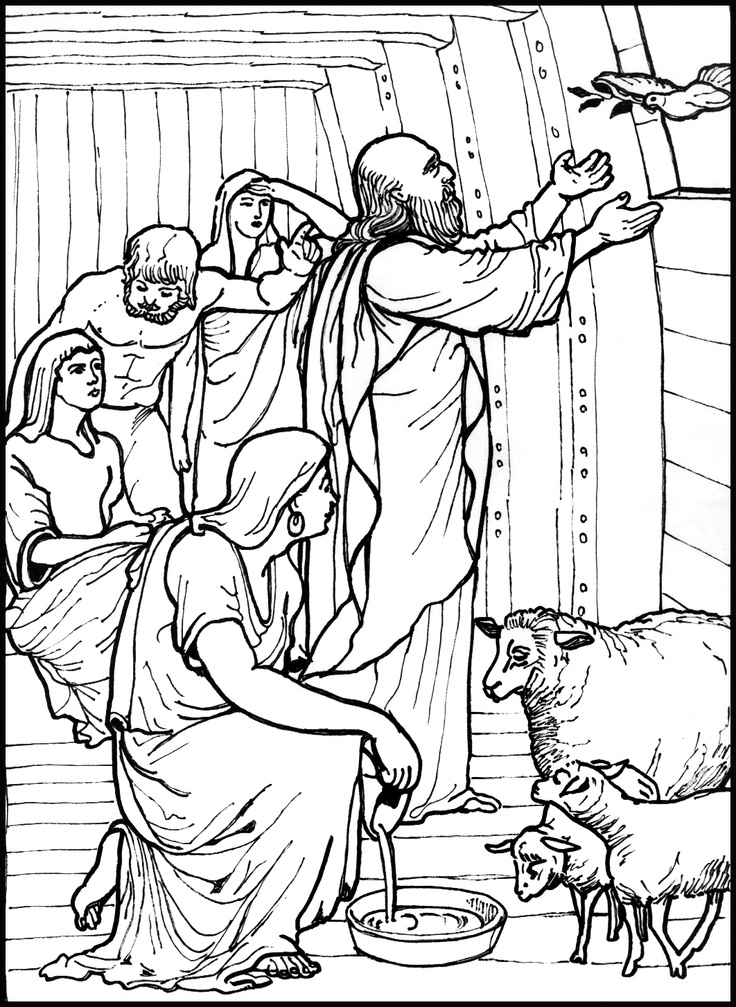 Bible coloring pages are always a great addition to your bible lessons Children love to color and decorate their own sheets and weve compiled some great thematic