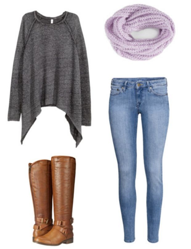 8 cute outfits for college students