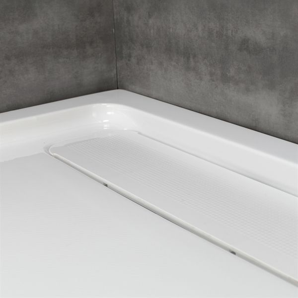 Shop JACUZZI  32-in W x 48-in L White Acrylic Shower Base at Lowe's Canada. Find our selection of shower pans at the lowest price guaranteed with price match + 10% off.
