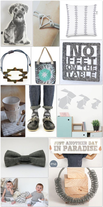 Gorgeous greys... | Hello Pretty. Buy design - on hellopretty.co.za/blog