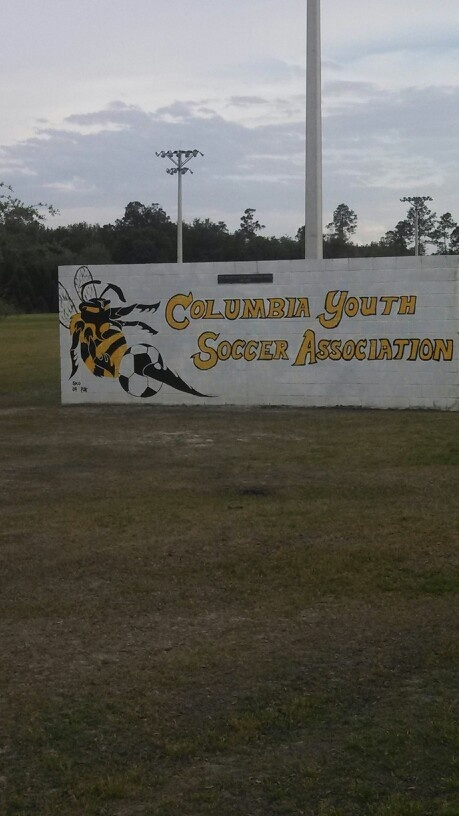 Columbia Youth Soccer Association Fields in Lake City Florida. Are you looking to move to this area? If so visit http://www.NorthFlHomesandLand.com . Bruce Dicks, Realtor, Saucer Realty and Capital.
