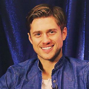 30 Reasons You Should Be Completely In Love With Aaron Tveit - BuzzFeed- Hilarious and true!
