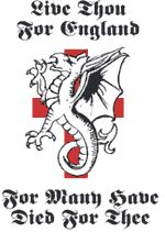 The Wyvern - English symbol