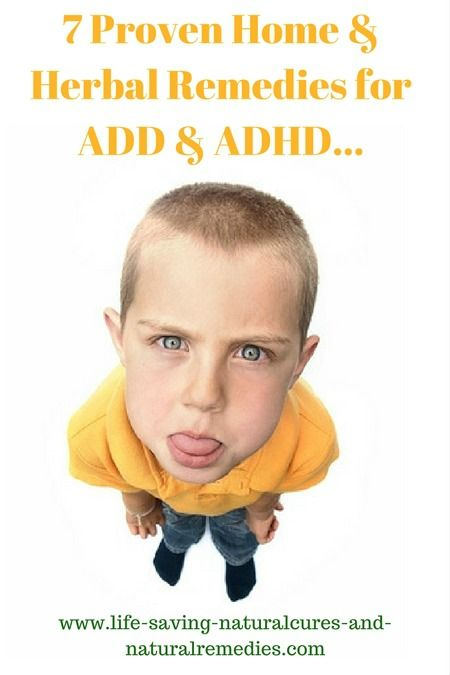 Some natural remedies for ADD & ADHD are currently producing mind blowing results and positively changing the lives of many child and adult sufferers. Learn more about each treatment in these powerful articles...