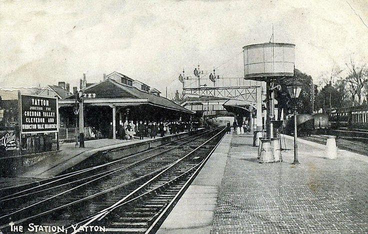 Yatton railway station