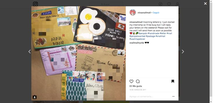 N i n a ༼つ ◕_◕ ༽つ (@ninasnailmail) • Fotos y videos de Instagram
