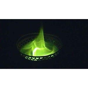 green fire bowl