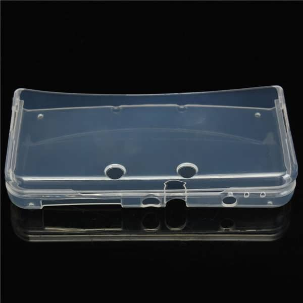 Description : Transparent Soft TPU Guard Protector Case Shell Cover For Nintendo 3DS Features : Designed to protect your New Nintendo 3DS console from damages in daily use. Provides maximum protection against scratches, dust and shocks and more. Solid, transparent plastic protection. Compatible...