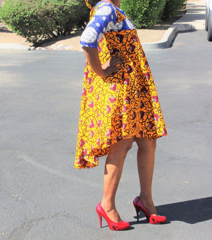 abbastanza Oltre 25 fantastiche idee su Tessuti africani su Pinterest  KL92