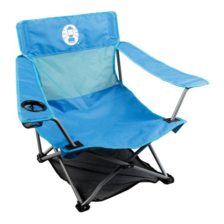 Καρέκλα Camping Coleman Quad Χαμηλή   www.lightgear