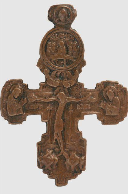 Нагрудные кресты - Balto-Slavica