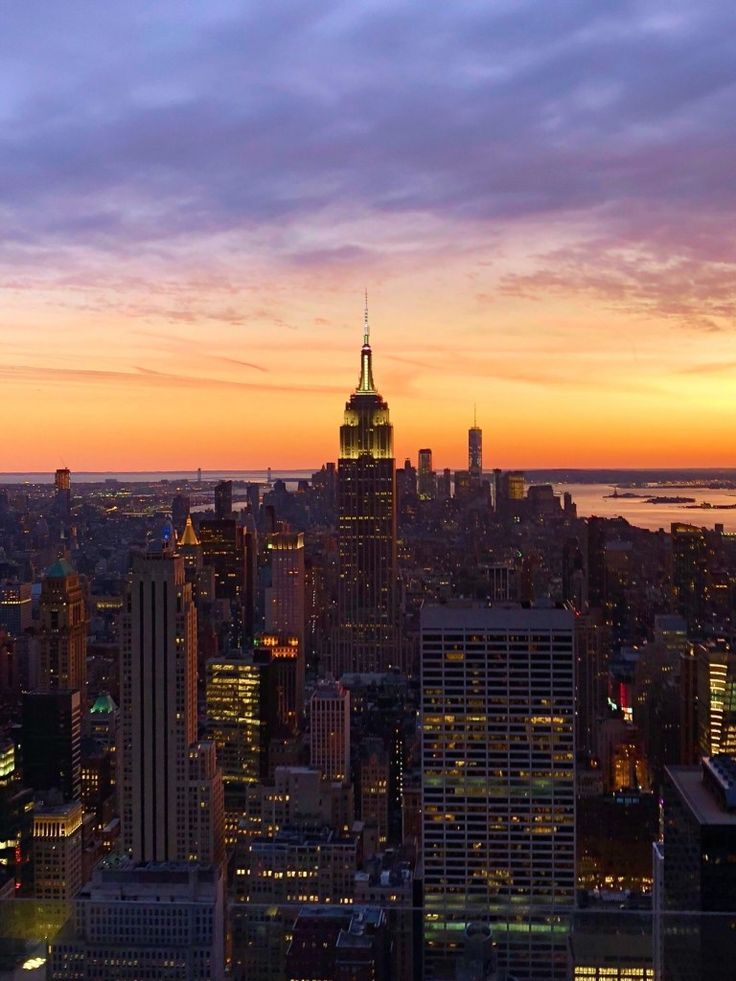 The Rockefeller Center and Top of the Rock, New Yo…