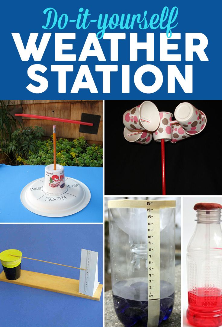 Weather Instruments | Weather Wiz Kids