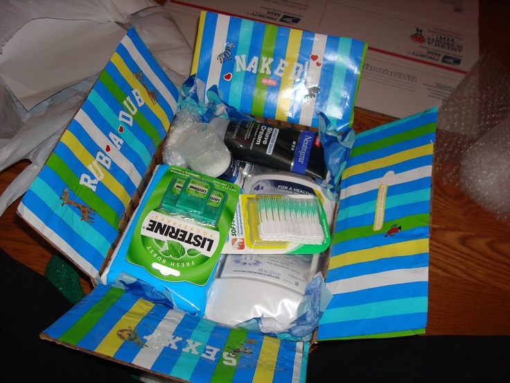 Baby Gift Ideas To Send : Best care package ideas images on