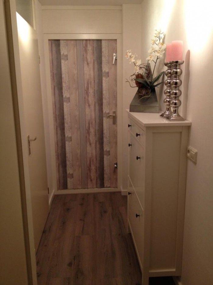 behang houten deur motief - Google zoeken