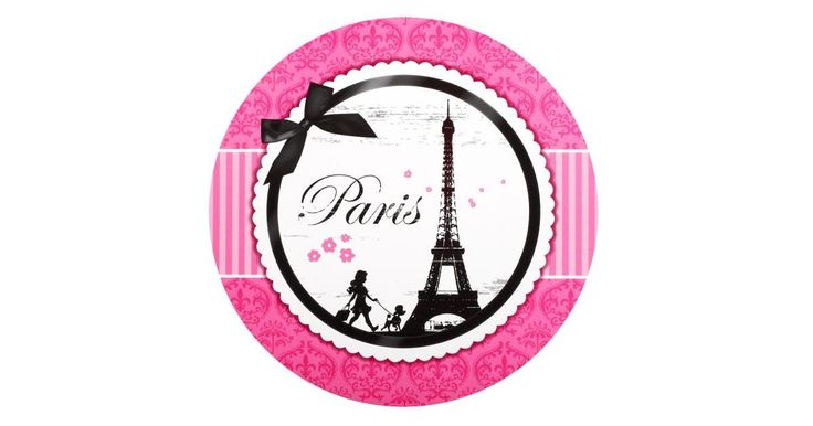 I found this great Birthday Party idea on BirthdayExpress.com. Paris Damask Round Activity Placemats (4), Birthday Express helps create memories that last a lifetime - click here to start the fun!